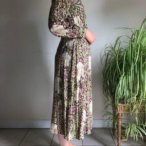 H&M William Morris dress NWT
